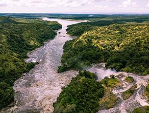 Budget Murchison Falls Safari Uganda